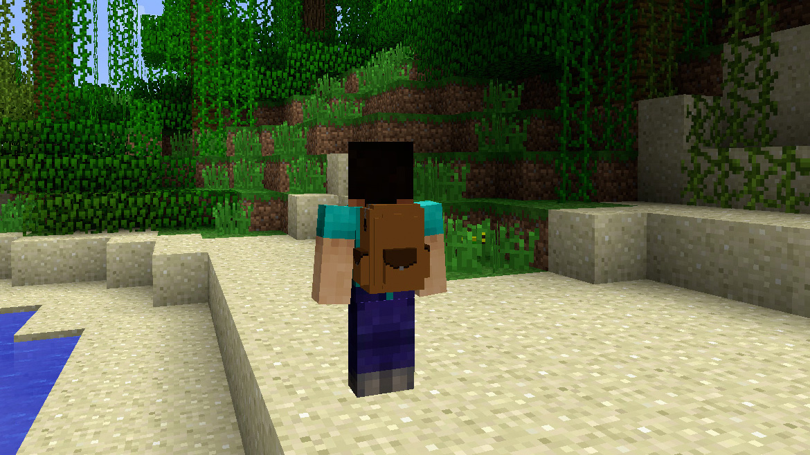Backpacks Mod para Minecraft 1.7.2 y 1.7.10
