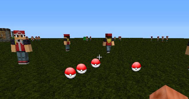Pokeball Mod para Minecraft 1.7.2