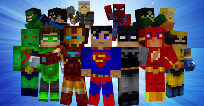 SuperHeroes Unlimited