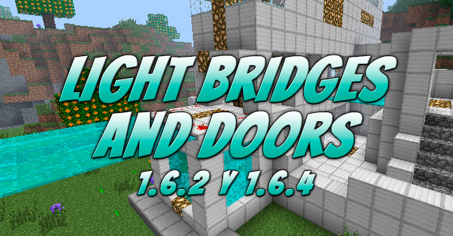 Light Bridges an Doors Mod
