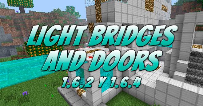 Light Bridges an Doors Mod