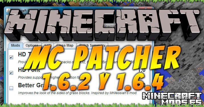 MCPatcher 503 - Descargar