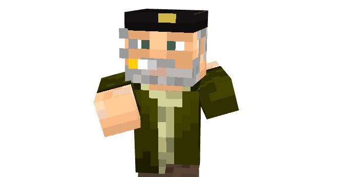 The Willyrex Skin