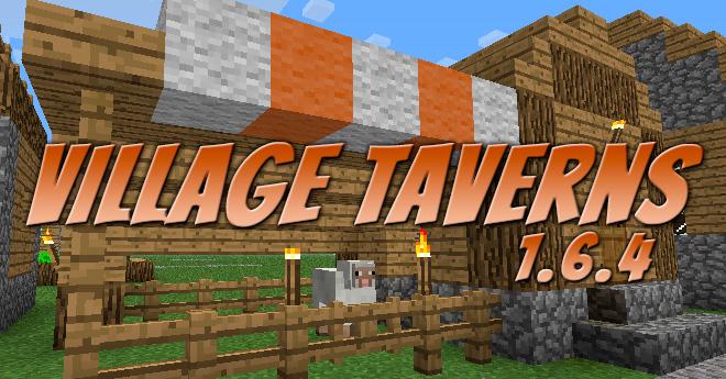 Village Taberns Mod