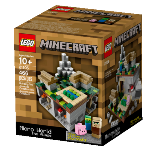 Lego 21105 The Village