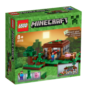 MINECRAFT LEGO 21115 – THE FIRST NIGHT
