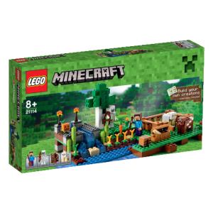 MINECRAFT LEGO 21114 – THE FARM