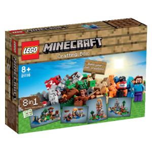 MINECRAFT LEGO 21116 – CREATIVE BOX