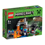 MINECRAFT LEGO 21113 – THE CAVE
