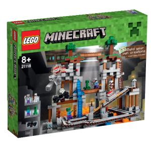 MINECRAFT LEGO 21118 – THE MINE