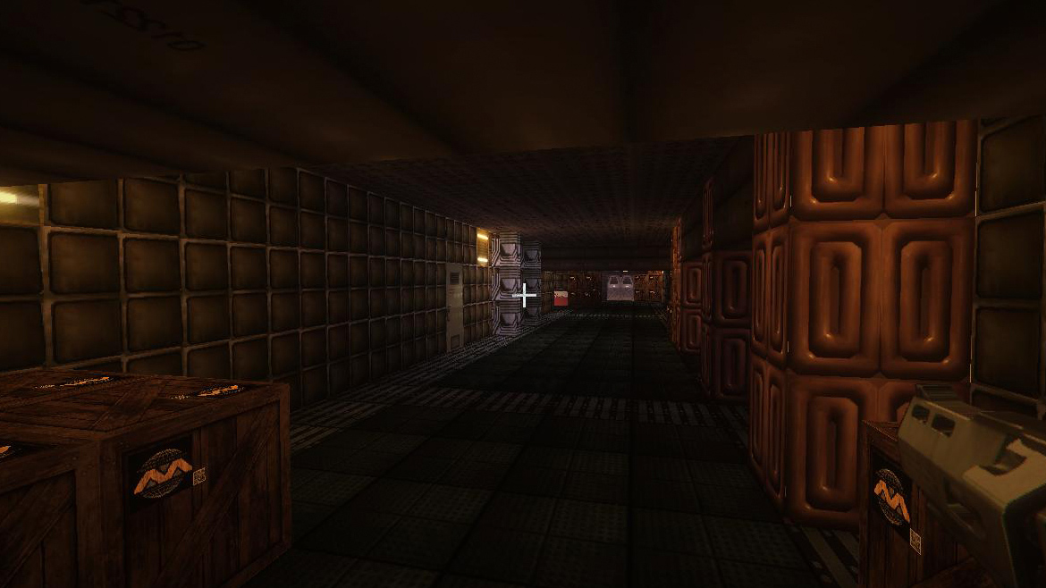 Alien A Crafter Isolation