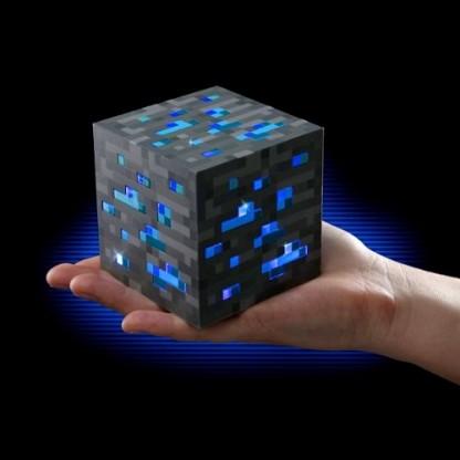 Minecraft-Cubo-diamond-ore-0