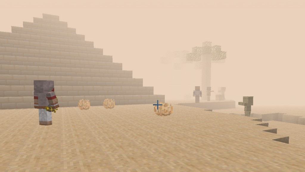 Atum: Journey Into The Sands