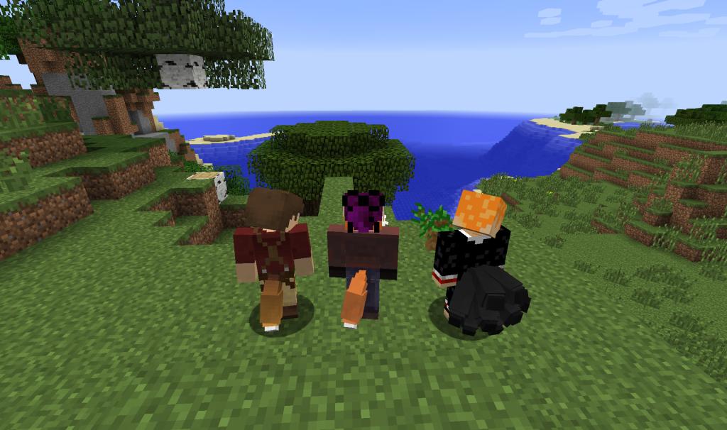 Tails Mod para Minecraft 1.8
